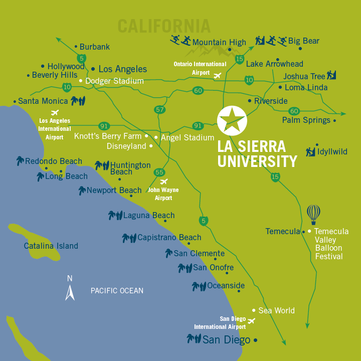 Discover La Sierra University - Admissions - La Sierra University